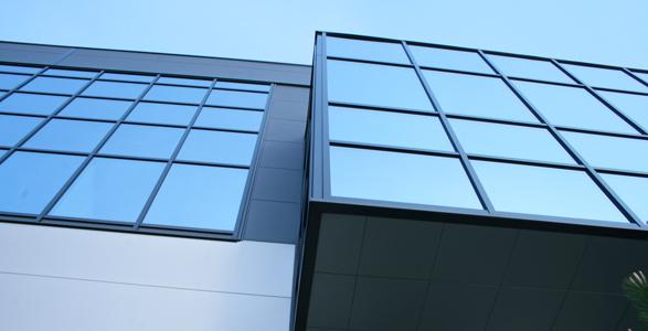 Referenca ALU steklene fasade - Gabriel Grousplje