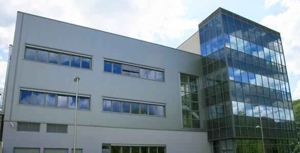 Referenca ALU steklene fasade - Hidria Tolmin